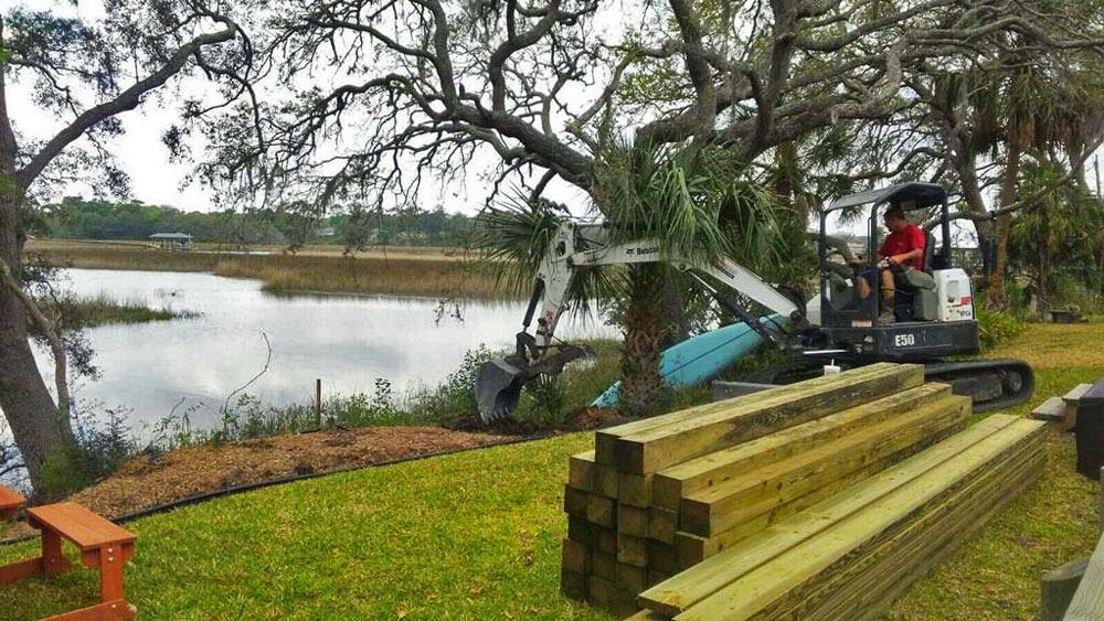 Jacksonville S Top Landscape Supply Service Company Yard Depot